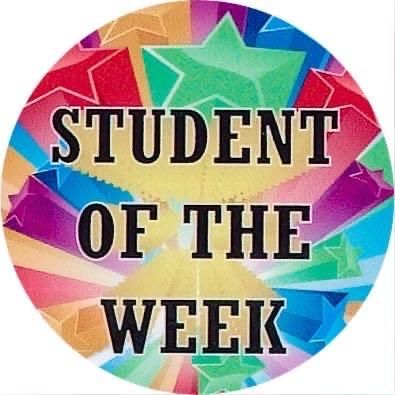 Wk 4: Student of the week- Part 3