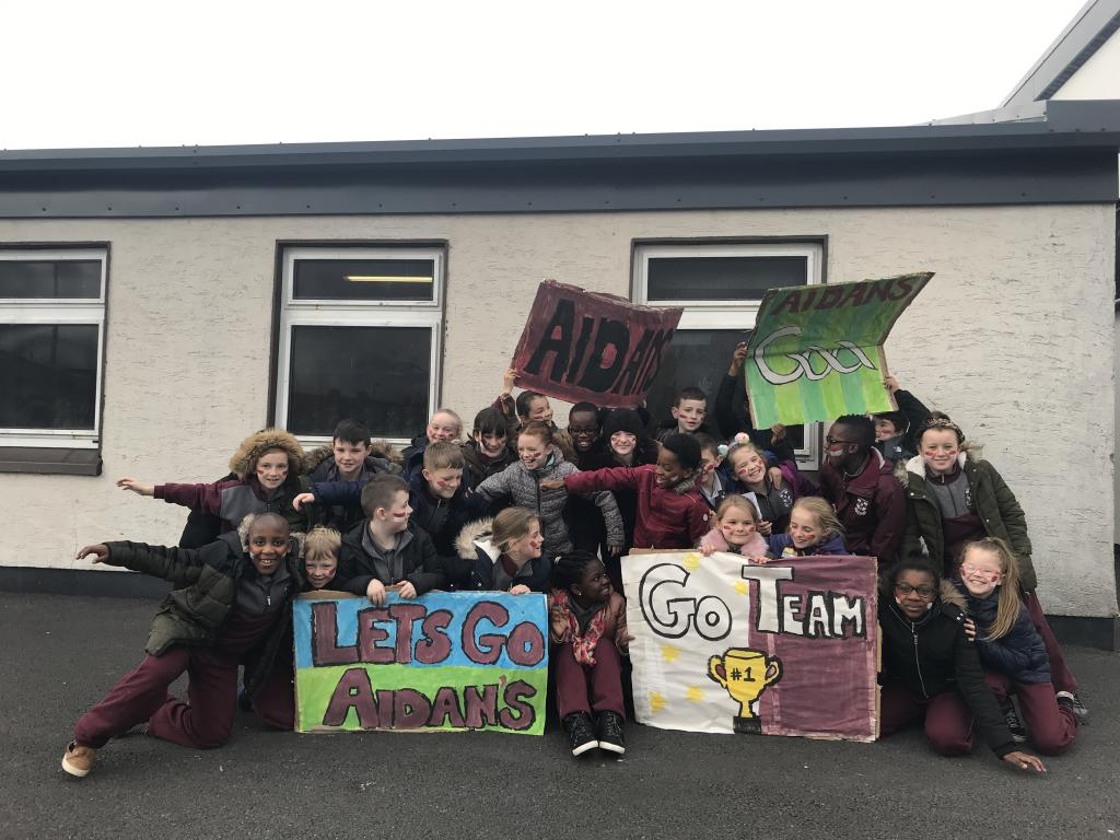 Off to Croke Park we go !!