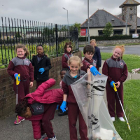 3rd class clean up!