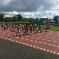 Santry Field Events