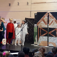 Ms Sheekey's Musical Nativity